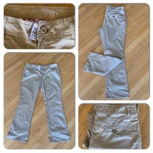 Maurice's Tan Khaki Pants